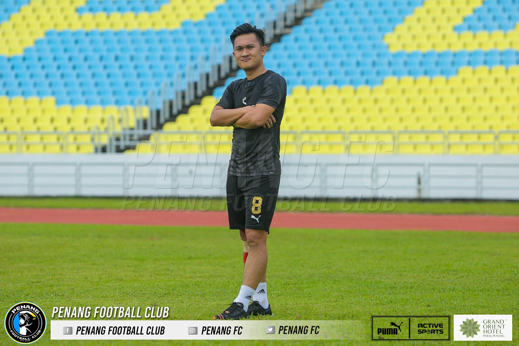 Khairu Azrin Penang