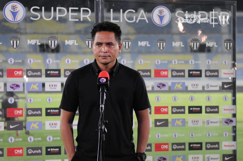 Nafuzi Zain Terengganu Perak Liga Super 2021 rezeki
