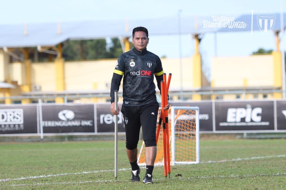 Nafuzi Zain Terengganu Piala AFC