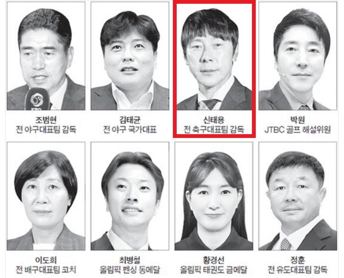 Shin Tae-yong Korea Selatan Olimpik 2021 Indonesia Pengulas