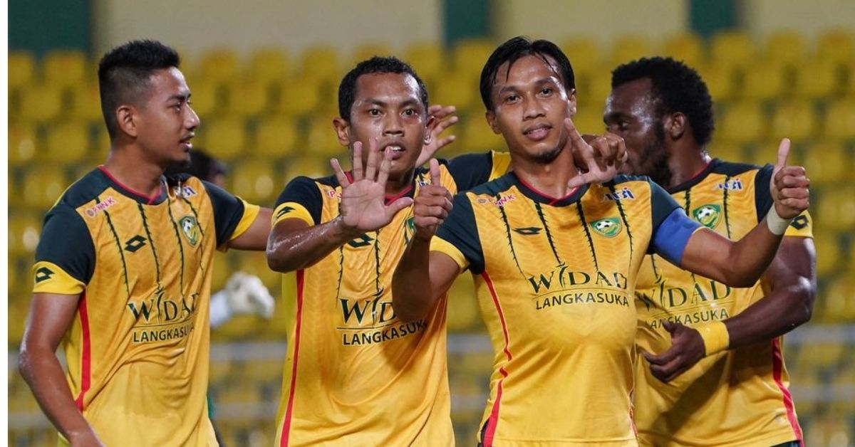 Baddrol Bakhtiar Kedah Penang Liga Super 2021