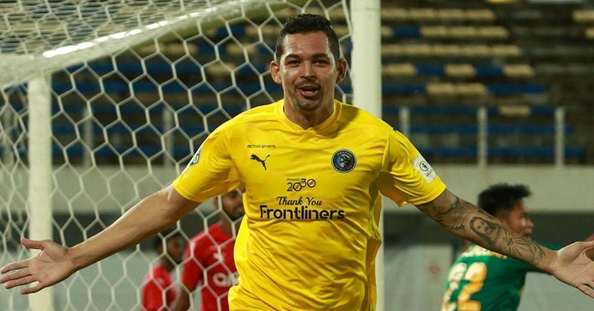 Casagrande Penang FC PJ City Liga Super 2021