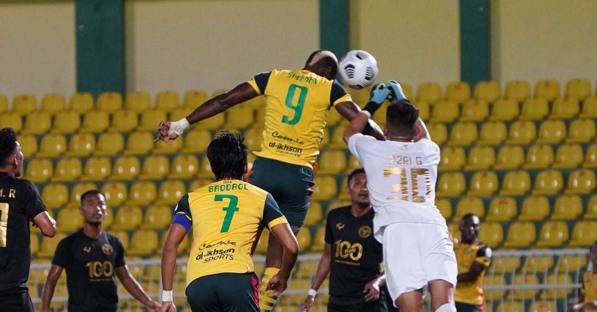 Kpah Sherman Kedah Perak Liga Super 2021