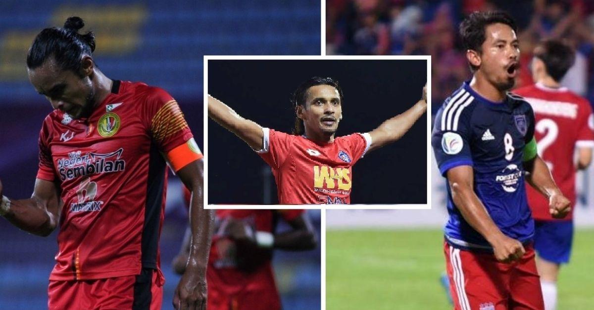 Lagenda Liga Malaysia Sireh Pulang Ke Gagang 2
