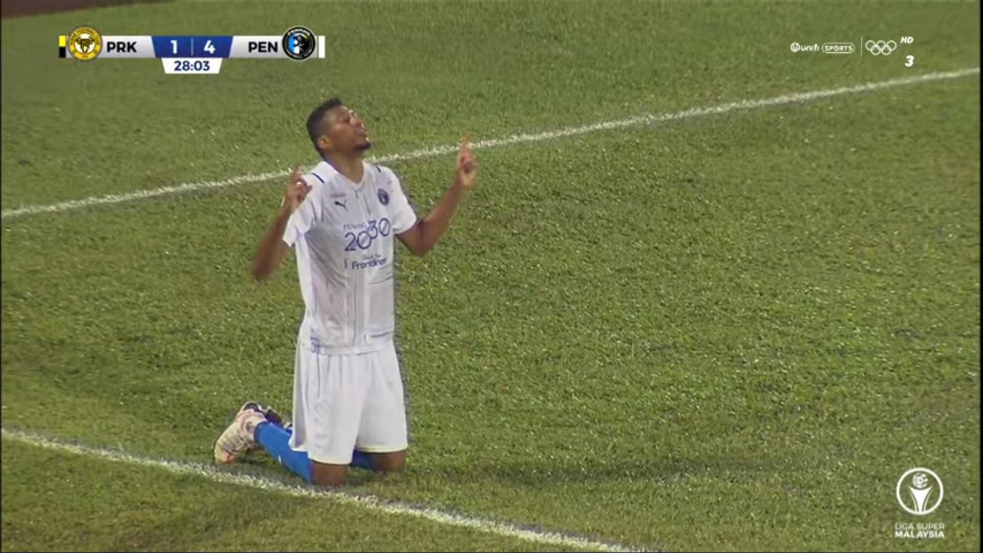 Rafael Vitor Penang FC Perak FC Liga Super 2021