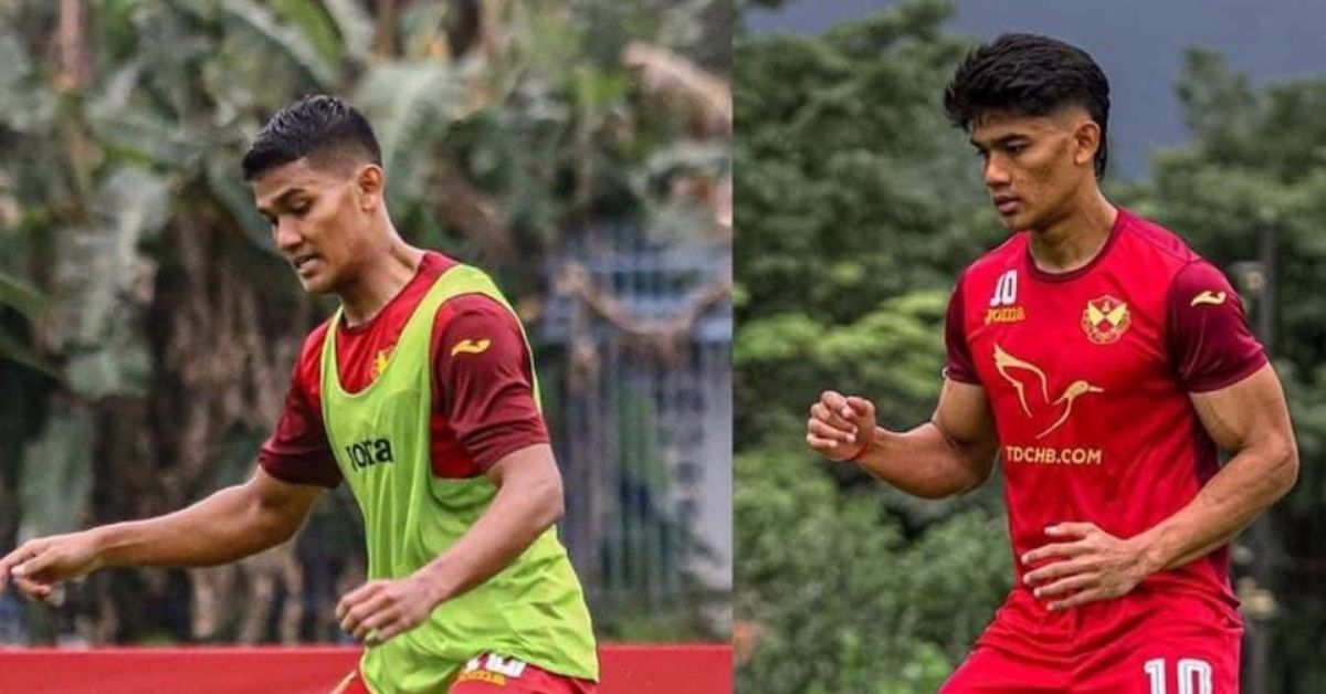 Shahrel Fikri Selangor FC 2021