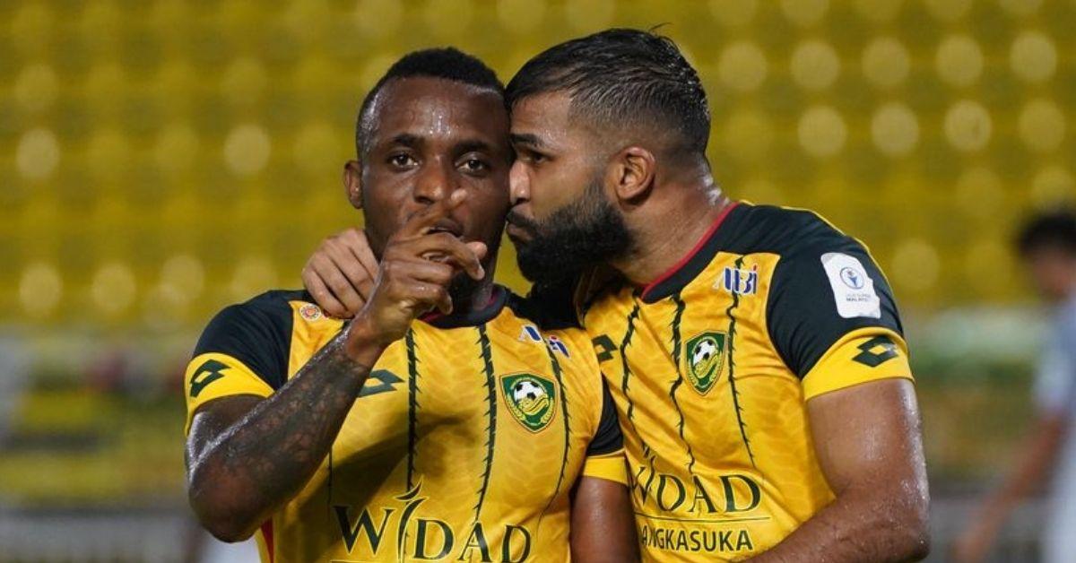 Kipre Tchetche Kedah Melaka United Liga Super 2021 tiket Asia Piala Malaysia