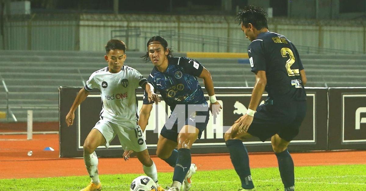Ryuji Utomo Faiz Nasir Penang Terengganu tomas trucha 11 pemain