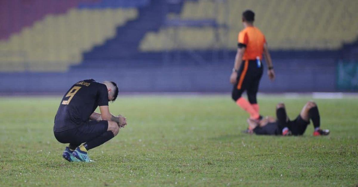 Sergio Aguero Perak FC 2021 Liga Premier 2022