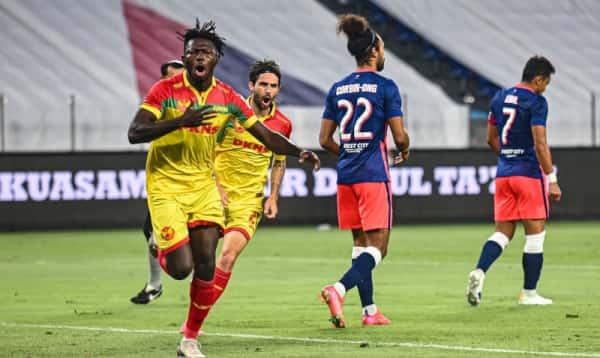 Ifedayo Olusegun Selangor Liga Super