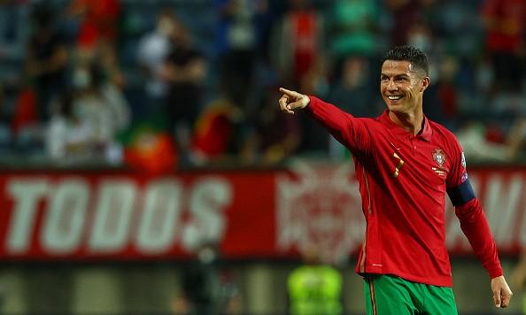 Cristiano Ronaldo Rekod Dunia Portugal