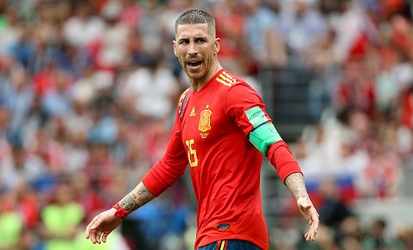 Sergio Ramos Sepanyol