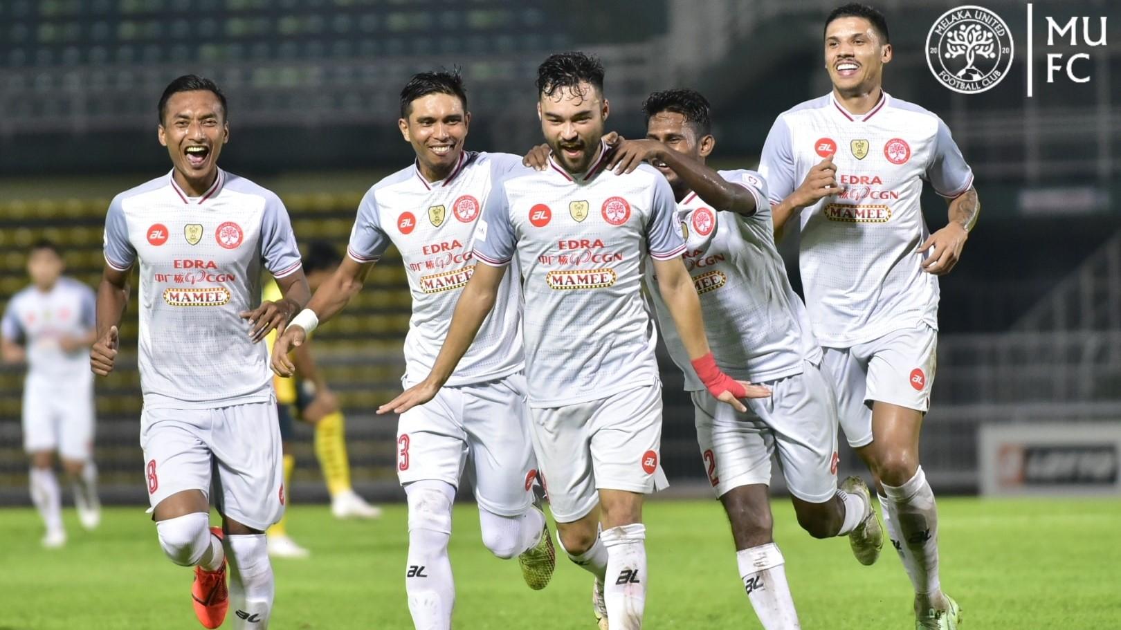 Melaka United Kedah Piala Malaysia