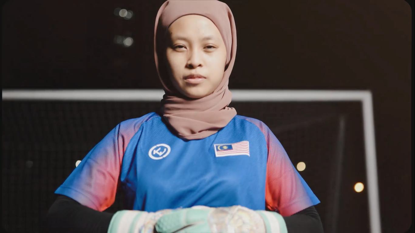 Bola sepak wanita Malaysia